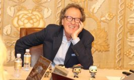 PIRATES OF THE CARIBBEAN: DEAD MEN TELL NO TALES Geoffrey Rush Interview ~ #PiratesLifeEvent