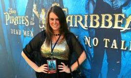 Sailing the Ocean Blue Carpet: #PiratesOfTheCaribbean DEAD MEN TELL NO TALES Premiere! ~ #PiratesLifeEvent