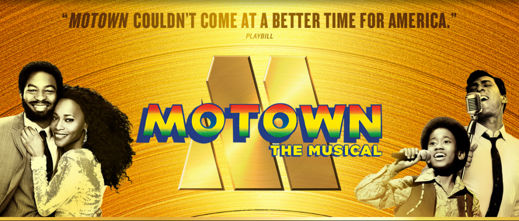 MOTOWN THE MUSICAL at Hershey Theatre July 19 - 23 ~ #HersheyTheatre #HerhsheyPA
