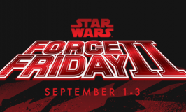 "STAR WARS Fans Invited to ""Find the Force"" for #ForceFriday II ~ #FindTheForce #TheLastJedi"