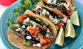 Spicy Shrimp Diablo Tacos Inspired by Disney•Pixar's COCO!~ #Coco