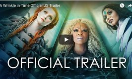 Disney's A WRINKLE IN TIME Trailer! ~ #WrinkleInTime