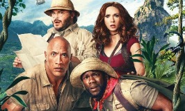 JUMANJI: WELCOME TO THE JUNGLE Arrives on Digital 3/6 +Blu-ray & DVD 3/20