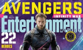 New Entertainment Weekly AVENGERS Covers! ~ #InfinityWar