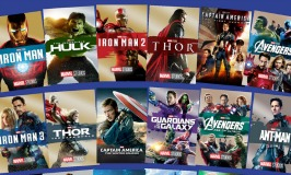The Ultimate Marvel Movie Collection #Giveaway