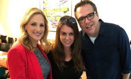 """Investigating"" #Quantico Season 3: Interview with New Series Regular Marlee Matlin & Executive Producer & Showrunner Michael Seitzman ~ #ABCTVEvent"