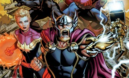 New Era of Earth's Mightiest Heroes with AVENGERS #1!