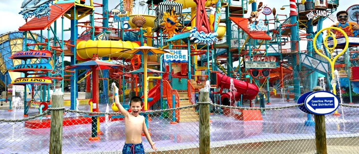 Beat the Summer Heat at The Boardwalk at Hersheypark! ~ #HersheyparkHappy