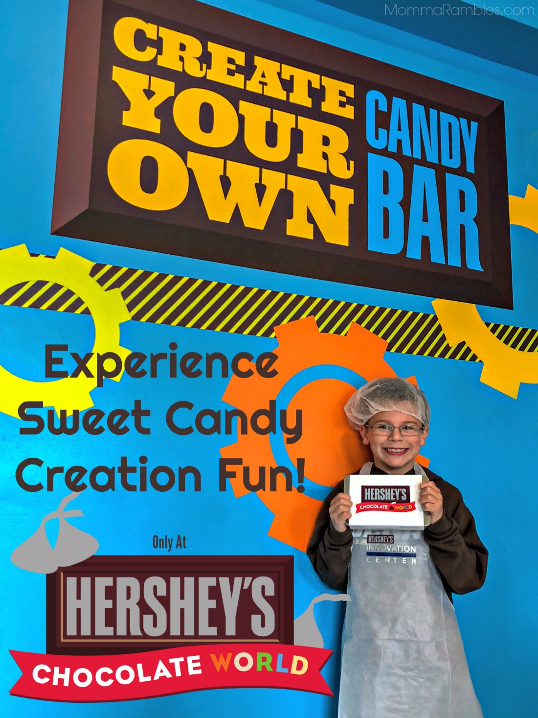 Experience Sweet Candy Creation Fun: Create Your Own Candy