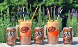 Celebrate National Root Beer Float Day with #AWRootBeer!
