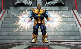 THANOS LEGACY One Shot Comic Release