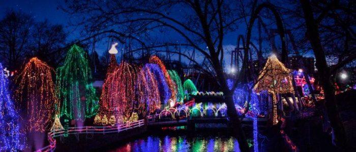 Christmas Comes to #HersheyPA!