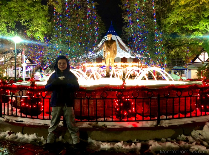 Enjoy Holiday Cheer At Hersheypark Christmas Candylane