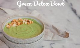 Green Detox Bowl for the New Year!