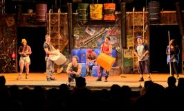 STOMP at The National Theatre Review ~ #STOMP