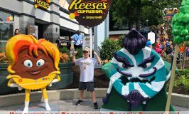 Hersheypark Scores with Reese's Cupfusion!