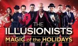 THE ILLUSIONISTS: MAGIC OF THE HOLIDAYS at The National Theatre (Dec 3-8) ~ Family 4-Pack of Tickets #Giveaway