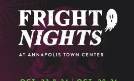 Fright Nights: A Drive-Through Event Coming to the #Annapolis Town Center